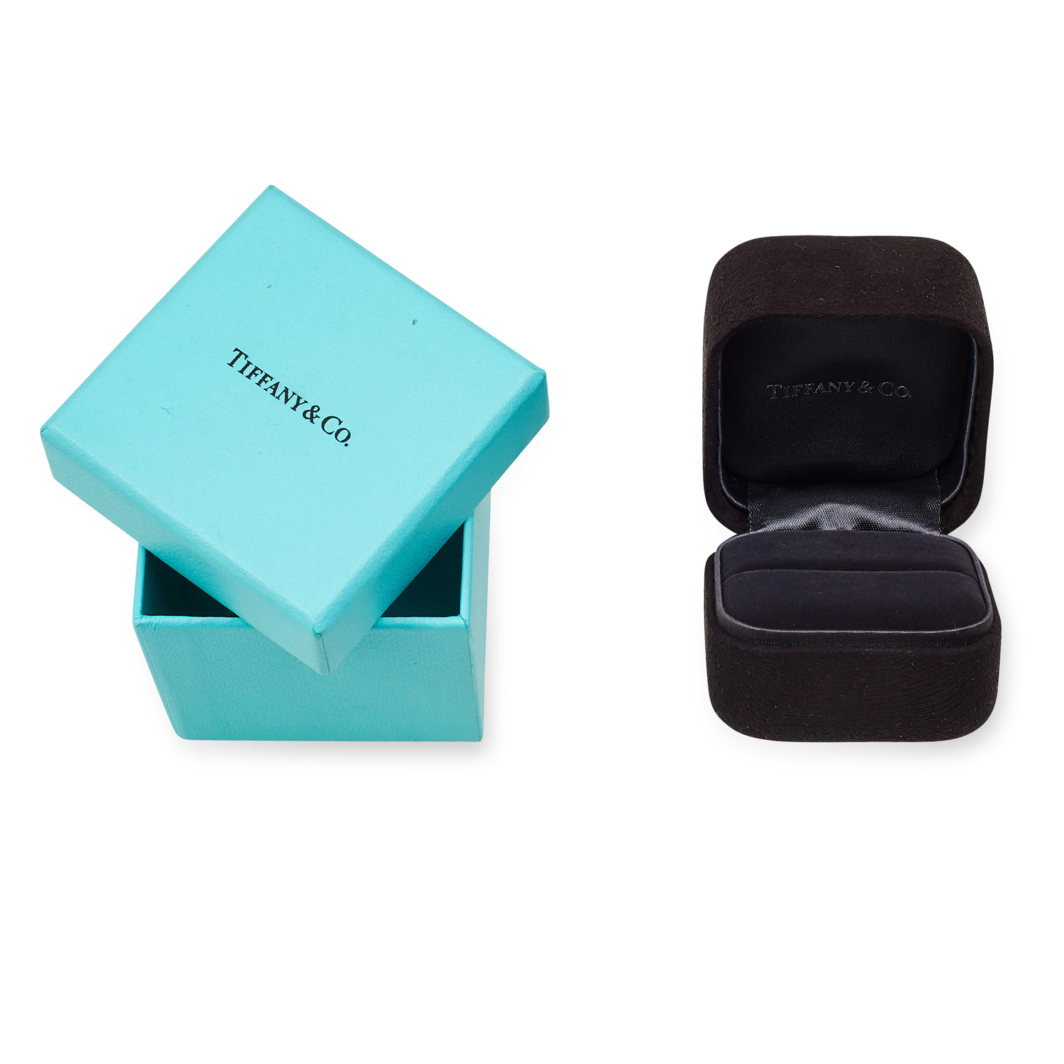A RING BOX, TIFFANY & CO - Image 2 of 2