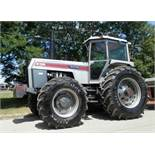 WHITE 2-135 SERIES 3 MFWD TRACTOR