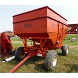 KILLBROS MDL 350 GRAVITY BOX w/DRY FERT AUGER