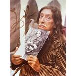 Salvador Dalí (Figueres, 1904 - 1989) Salvador Dalí (Figueres, 1904 - 1989) Photograph of Salvador