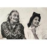 Salvador Dalí (Figueres, 1904 - 1989) Salvador Dalí (Figueres, 1904 - 1989) Great photography of