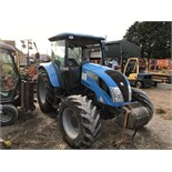 Lot 5 - 2009 LANDINI POWER MONDIAL 115 TRACTOR *PLUS VAT*