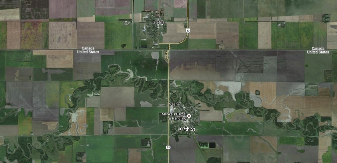 Lot 2A - RESIDENTIAL CORNER PLOT FOR SALE IN NECHE, NORTH DAKOTA - 0.16 ACRE!