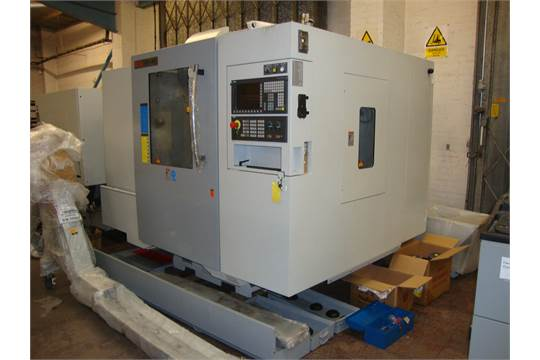New and unused 2015 XYZ model 1020 VMC (vertical machining
