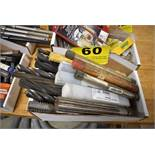 ASSORTED TOOLING IN BOX