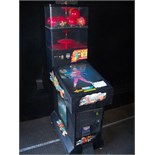 "SPORTS BLASTER EXTREME 4"" CAPSULE VENDING MACHINE"