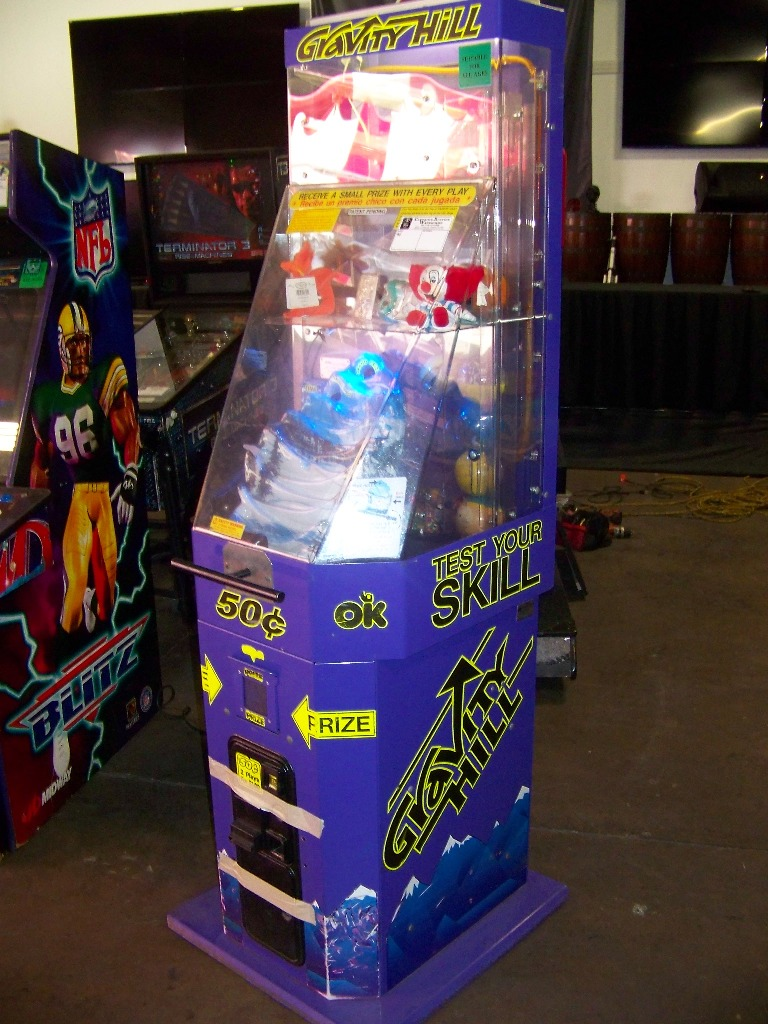 GRAVITY HILL INSTANT PRIZE REDEMPTION GAME PURPLE GEN. 2 - Image 2 of 2