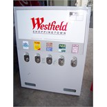 PROTOCOL WALL MOUNT VENDING MACHINE
