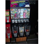 STICKER MAGIC COMBO STICKER CAPSULE RACK