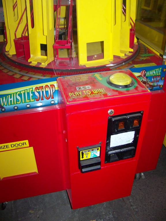 WHISTLE STOP INSTANT PRIZE REDEMPTION GAME - Image 2 of 2