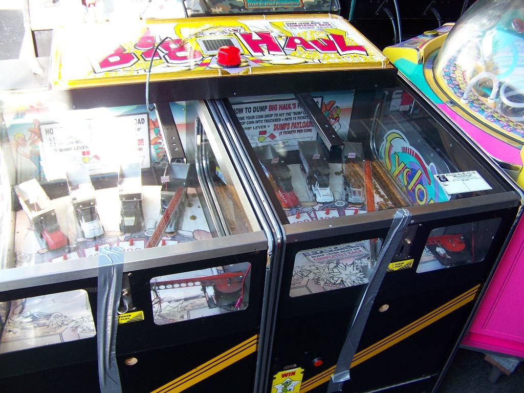 Lot 44 - BIG HAUL TICKET REDEMPTION GAME BENCHMARK