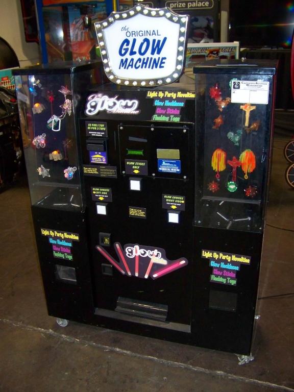 THE ORIGINAL GLOW MACHINE VENDING KIOSK - Image 2 of 2