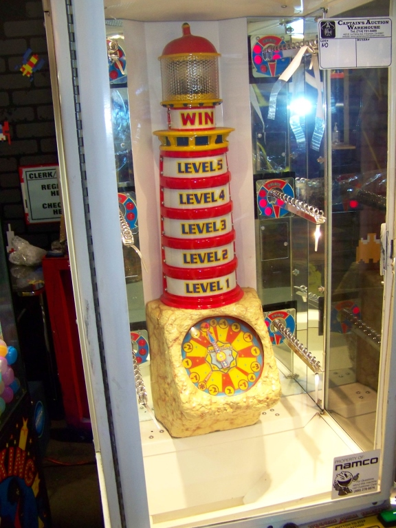 Lot 9 - LIGHTHOUSE INSTANT PRIZE REDEMPTION GAME