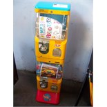 TOMY GACHA SINGLE COLUMN CAPSULE MACHINE