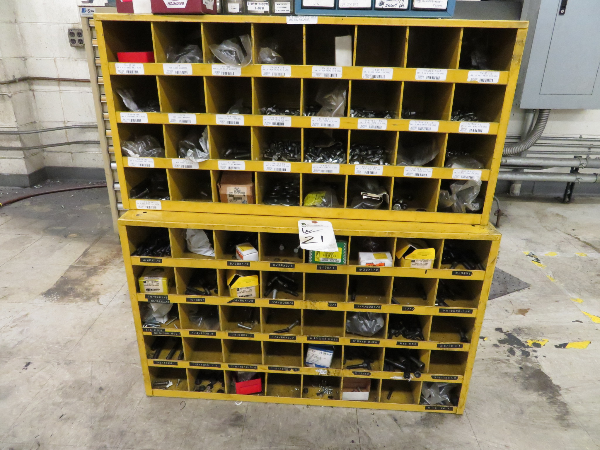(Lot) Kar Products Parts and Cabinets - Image 2 of 2