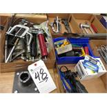 (Lot) Hand Tools in (11) Boxes