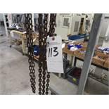 H-Frame Chain Hoist