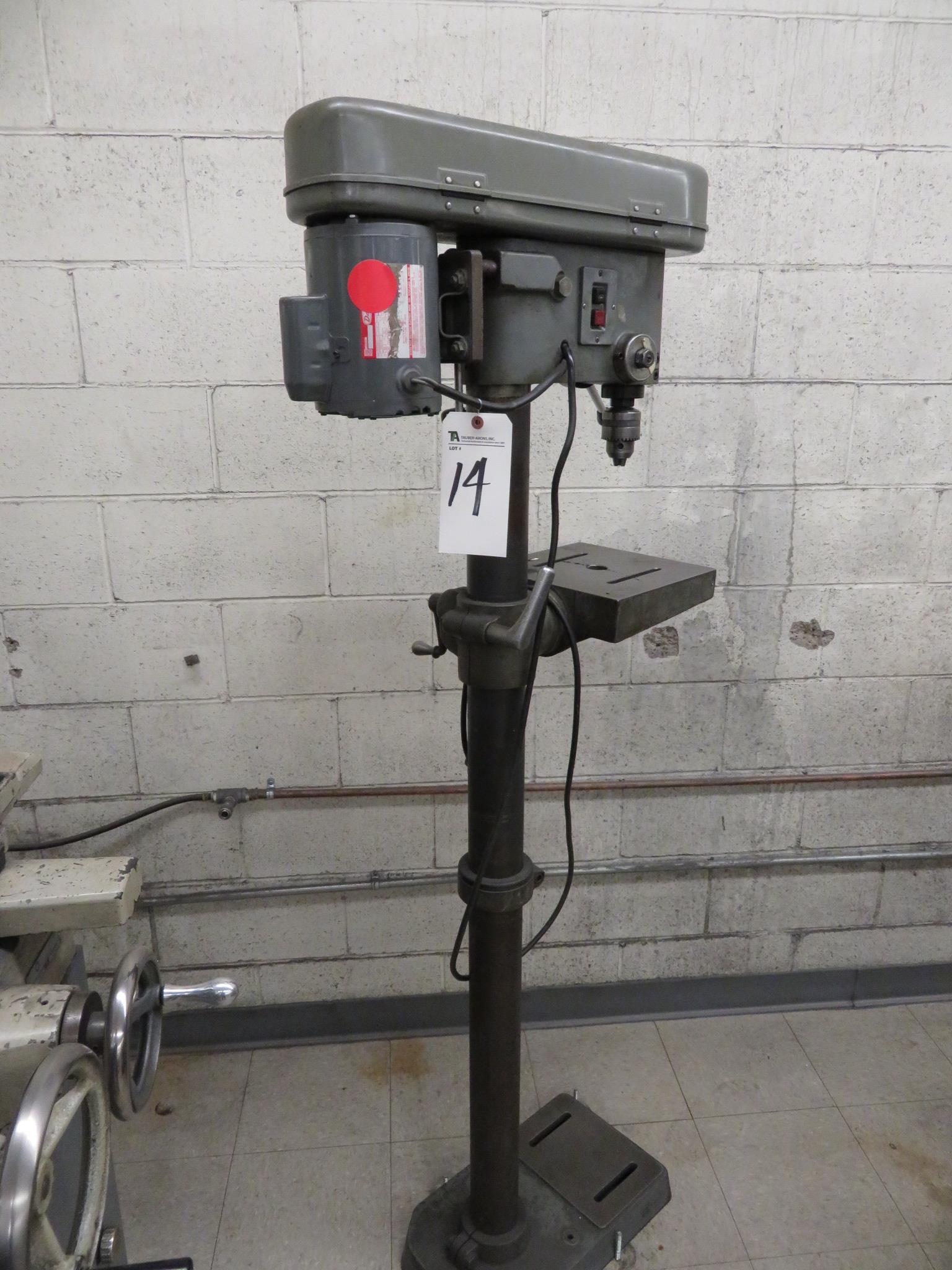 Ashina 1/2hp Pedestal Drill Press