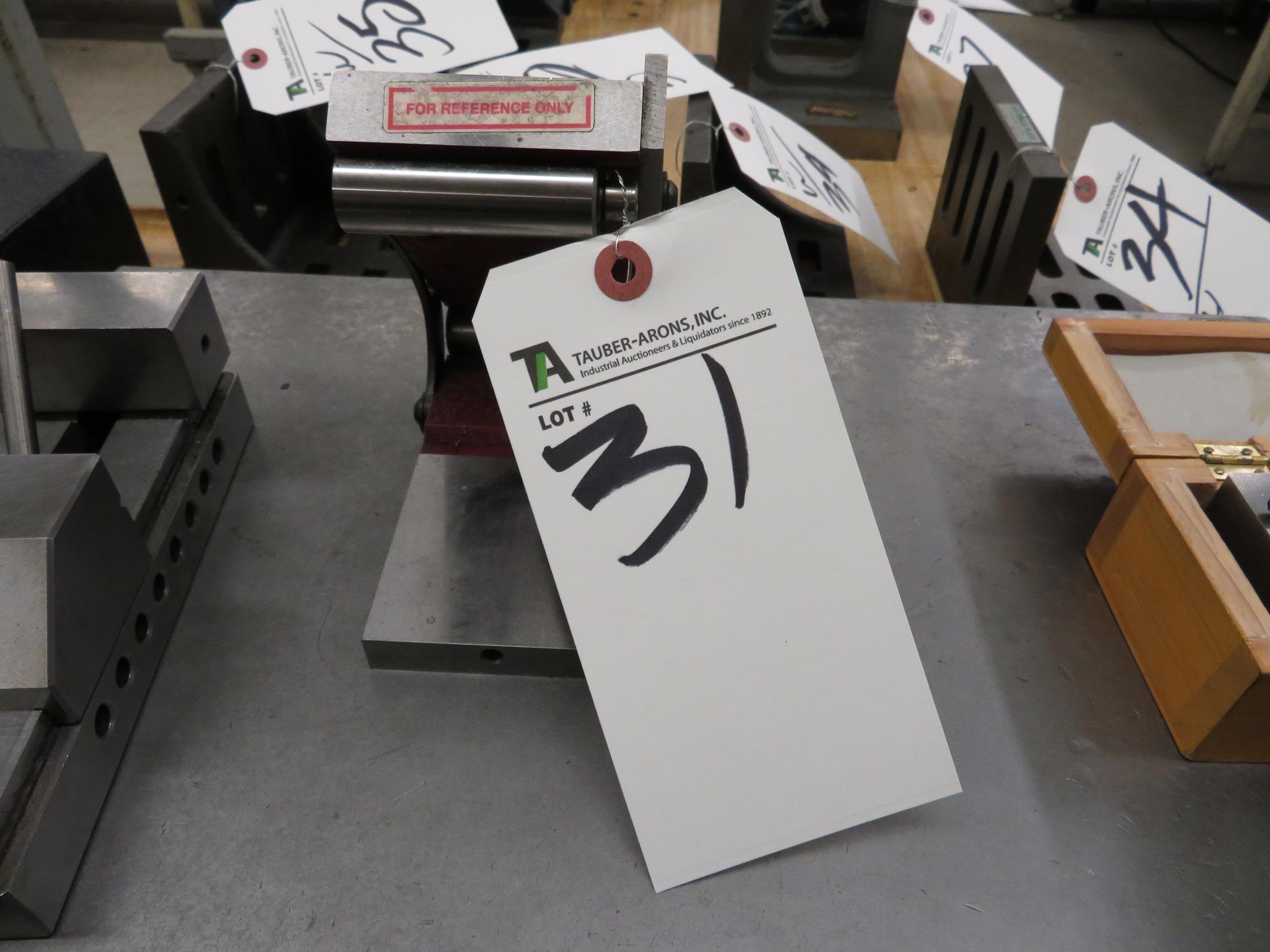"3"" x 6"" Precision Sine Plate - Image 2 of 2"
