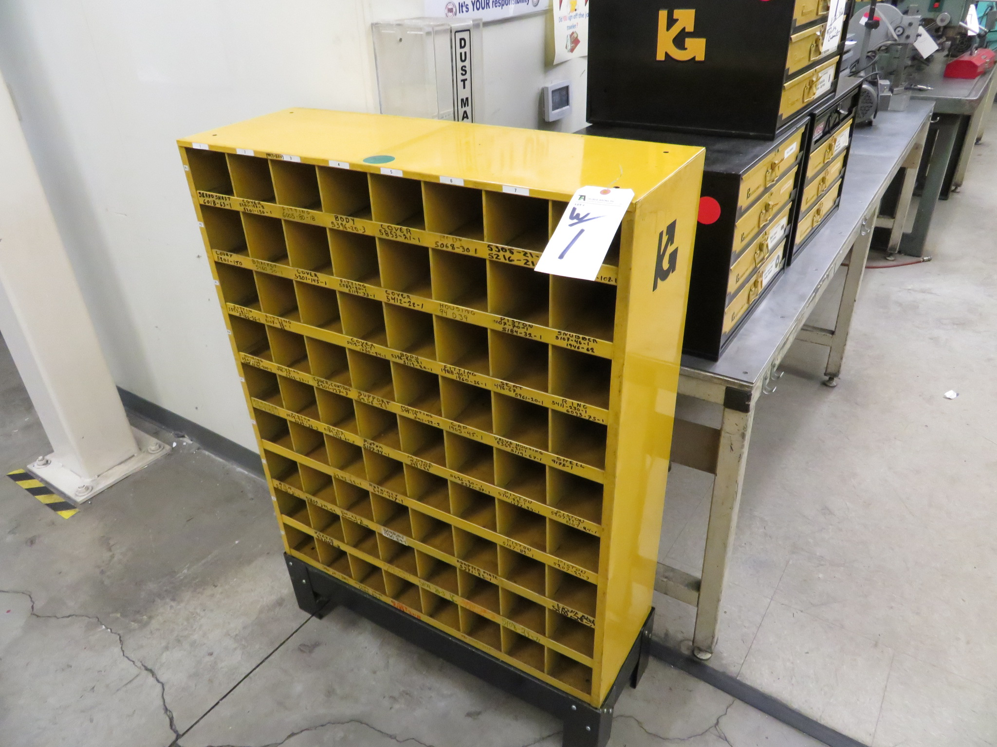 (Lot) Kar Products Parts & Cabinets - Image 2 of 2