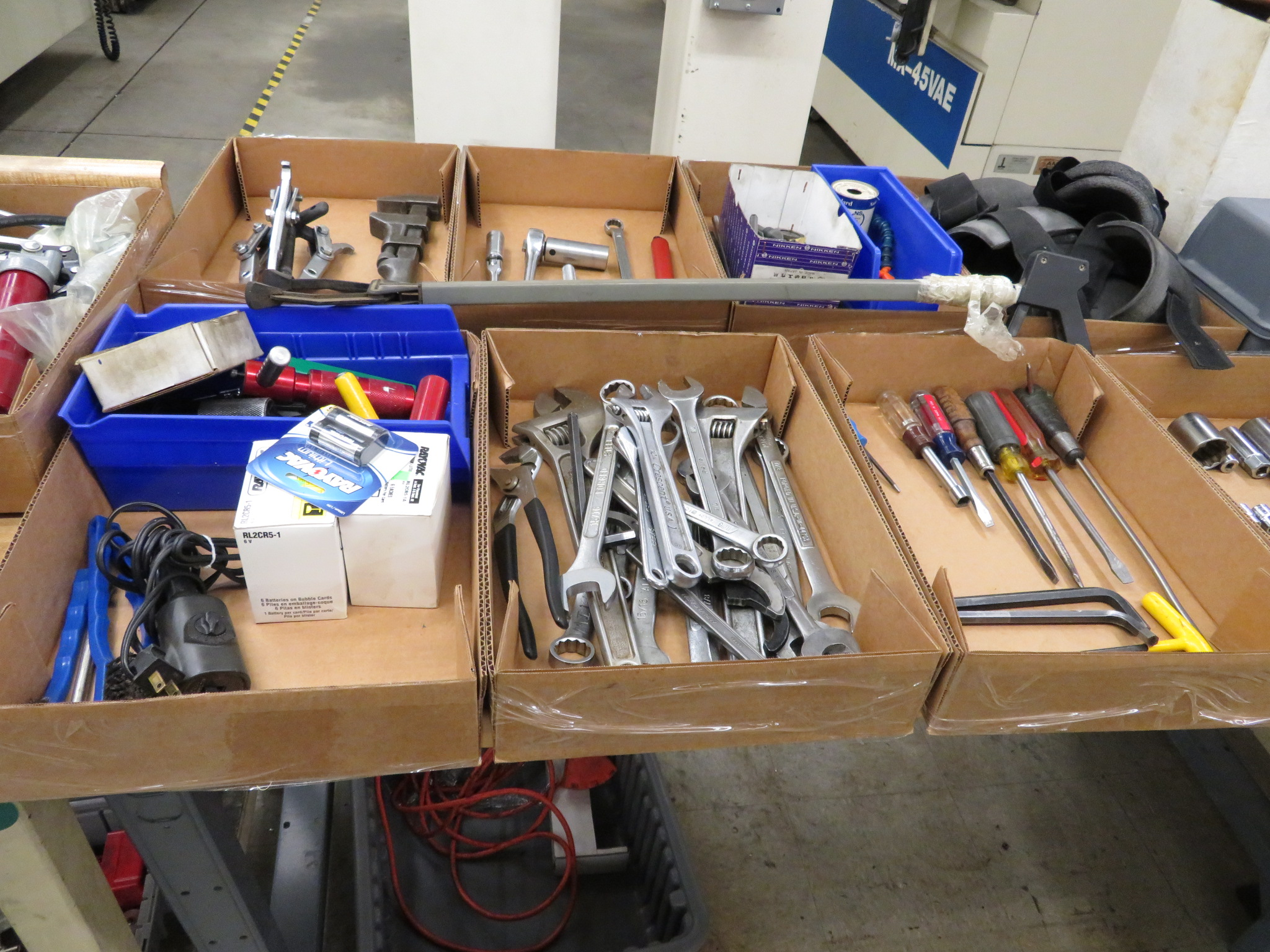 (Lot) Hand Tools in (11) Boxes - Image 2 of 2