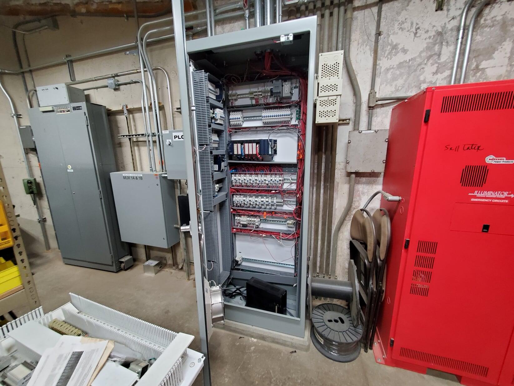 PLC Cabinet - Image 2 of 2