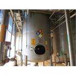 Falco 316L Stainless Steel Tank Capacity of 6 Cubic Meters