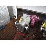 "Fristam S/S Positive Displacement Puimp, Model FKL150A, S/N FLK150A120504, 2.5"" Outlet"