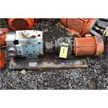 Waukesha Cherry Burrell 5 Hp Positive Displacement Pump