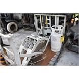 Cascade Push Pull Forklift Attachment, Model 35E-QPV-Q002R3, S/N PJL974321-1R3