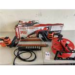 Electric Power Tools and Cord Reel, 6 Items