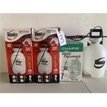 Multi-Purpose Sprayers, 4 units