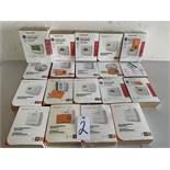 Honeywell Thermostats, 19 units