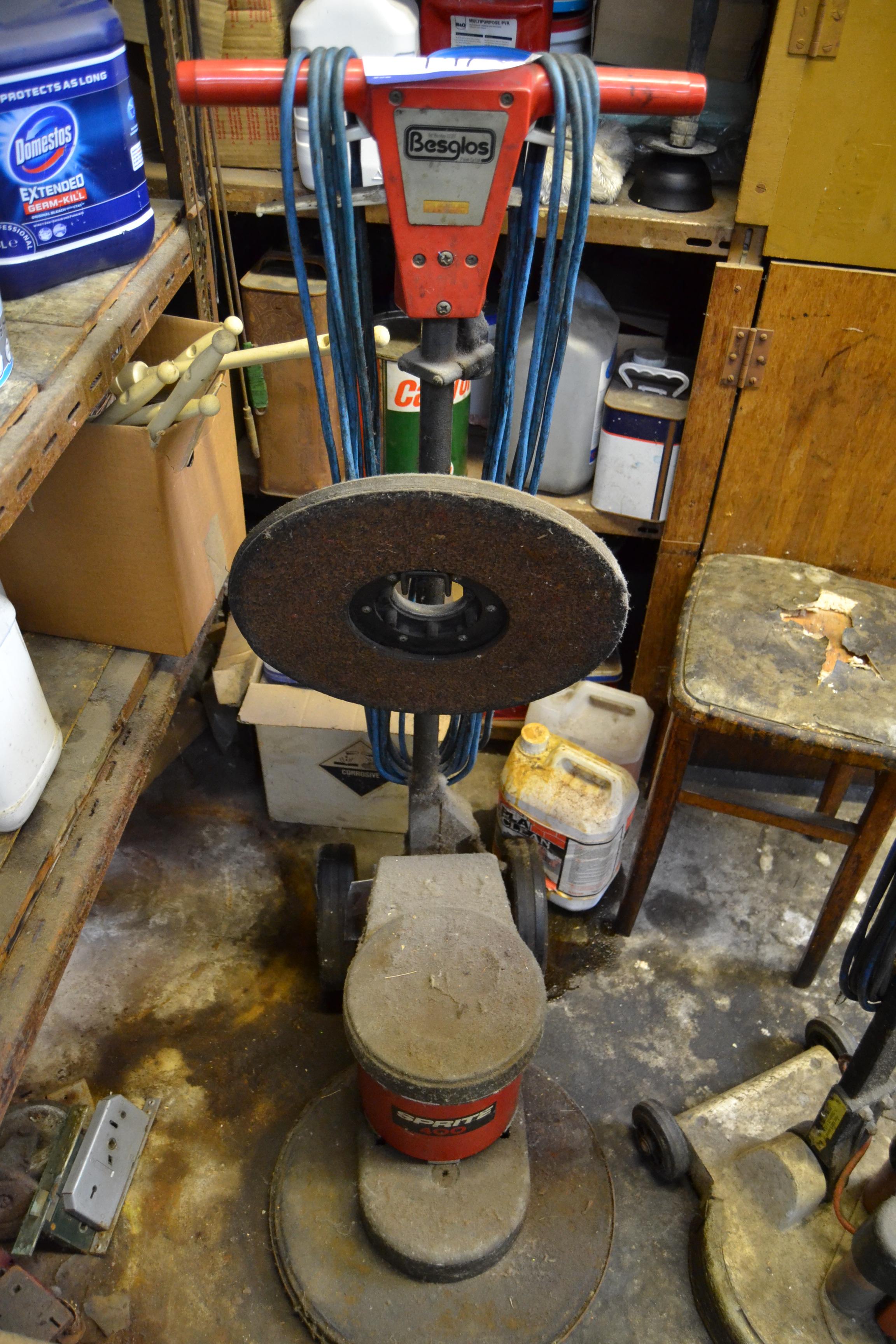 scrubbing machine for sale