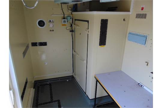 Lot 40 - Demountable Workshop/Communications Cabin