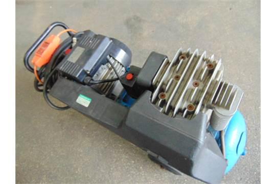 Lot 45 - ABAC B 2800B-60 cm 3 V240 Kompex Mobile Air Compressor
