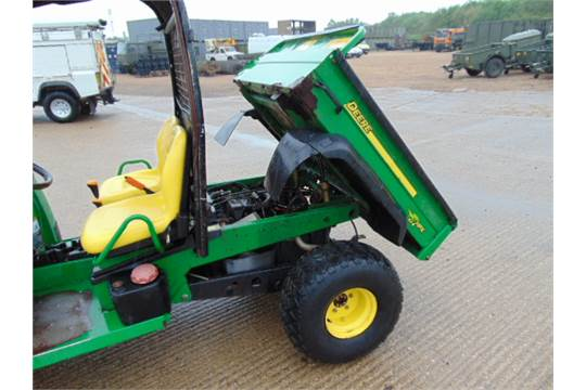 Lot 52 - John Deere Gator HPX 4WD Utility ATV