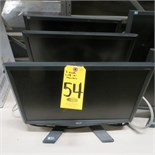 (3) ACER X193 19 INCH MONITORS