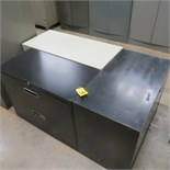 (3) 36 INCH 2-DRAWER LATERAL FILE CABINETS