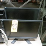 (2) ACER X223 22 INCH & X193 19 INCH MONITORS