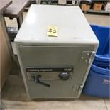 SENTRY SUPREME 5530 SAFE W/ COMBO