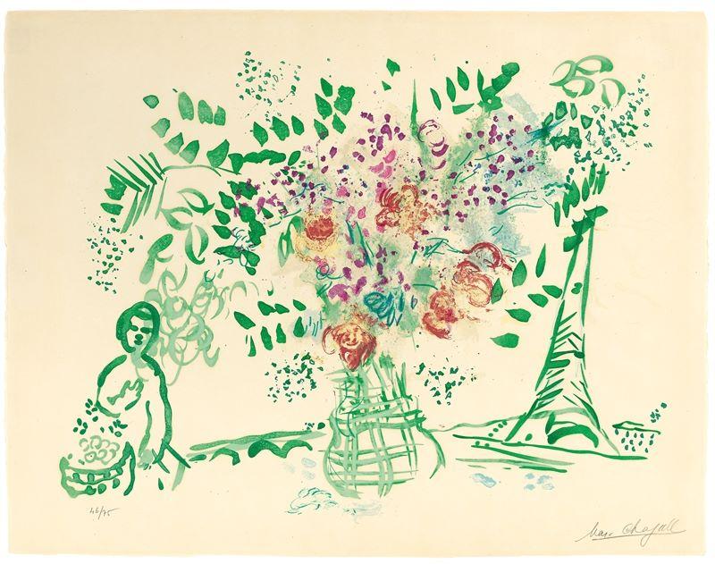 Marc Chagall (Witebsk 1887 – 1985 Saint-Paul-de-Vence)