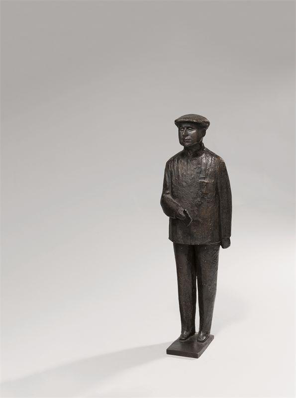 Gustav Seitz (Neckarau bei Mannheim 1906 – 1969 Hamburg)