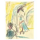 Ernst Ludwig Kirchner (Aschaffenburg 1880 – 1938 Davos)