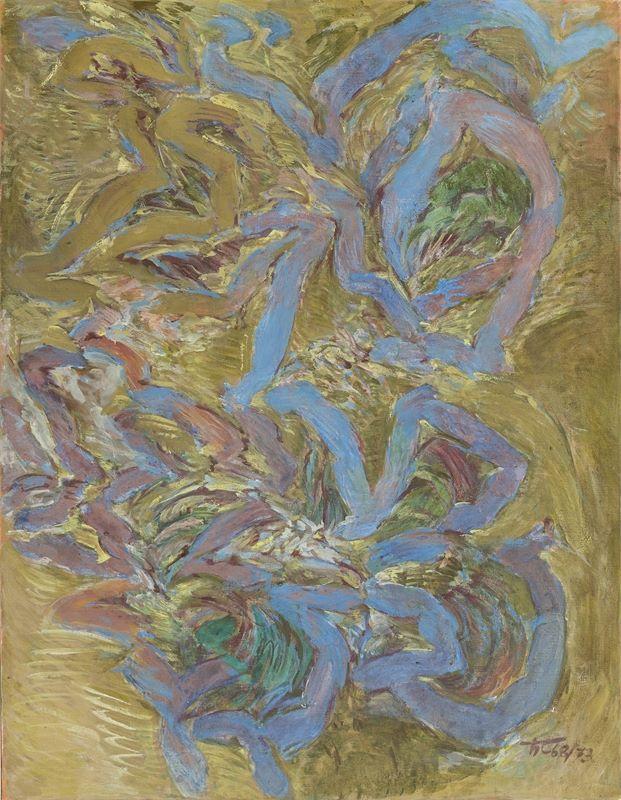 Hann Trier (Düsseldorf-Kaiserswerth 1915 – 1999 Castiglione della Pescaia)