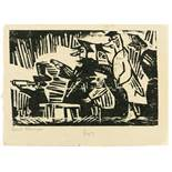 Lyonel Feininger (1871 – New York – 1956)