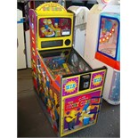 SIMPSONS KOOKY CARNIVAL TICKET REDEMPTION GAME