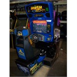 RUSH 2049 RACING ARCADE GAME ATARI