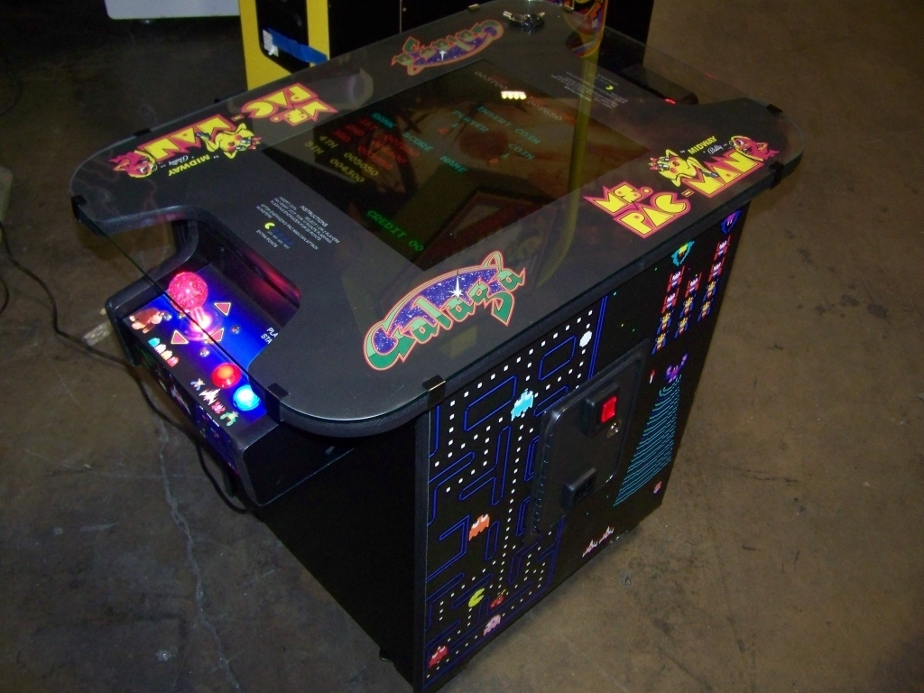 Lot 120 - 60 IN 1 MULTICADE COCKTAIL TABLE BRAND NEW W/ LCD