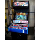 MARVEL VS. CAPCOM UPRIGHT FIGHTER ARCADE GAME